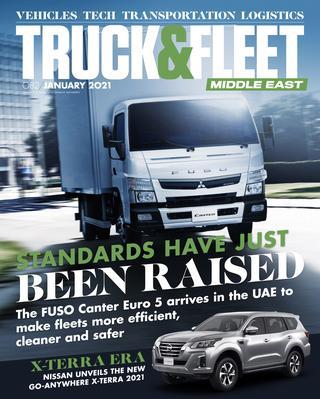 Truck&Fleet ME – January 2021