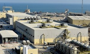 ACCIONA completes construction of Al Khobar I desalination plant in KSA
