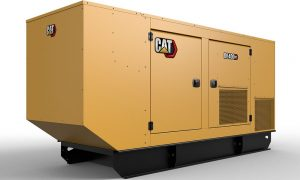 Caterpillar introduces new stand-by gensets for global electrical contractor market