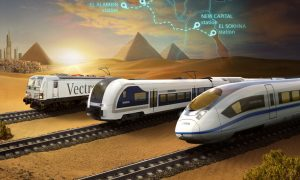 Siemens Mobility, Egypt sign MoU to build Egypt's first high-speed rail system