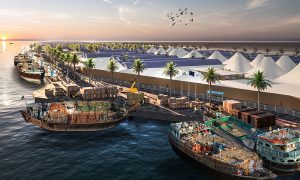 Nakheel Malls and DP World to launch Souk Al Mafra on Deira Islands