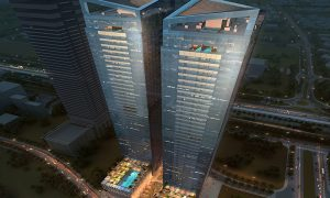 Tiara United Towers launched by wasl properties in Business Bay